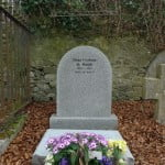 Hugo de Burgh's memorial