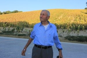 Guerrino Balacco, aged 95, tells of his wartime experiences