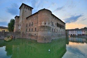 Fontanellato's castle